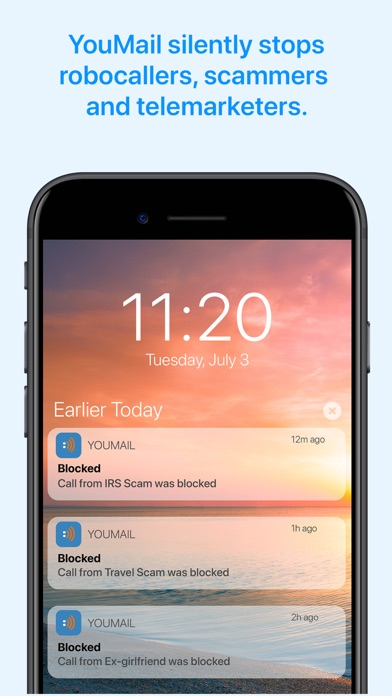 Youmail voicemail upgrade app price drops screenshot 6 for youmail voicemail upgrade m4hsunfo