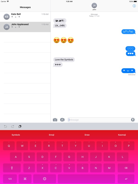 Symbol Board Keyboard Emoji App Price Drops