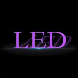 屏幕弹幕LED