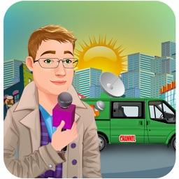 TV Reporter News Adventure
