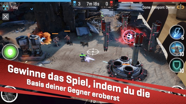 The Machines Screenshot