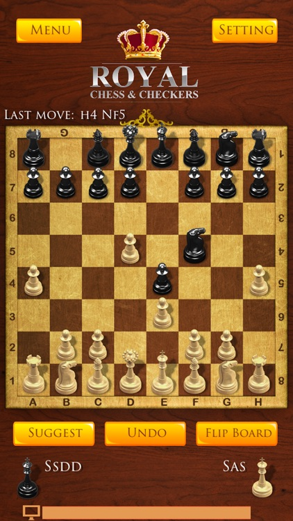 Chess Royal