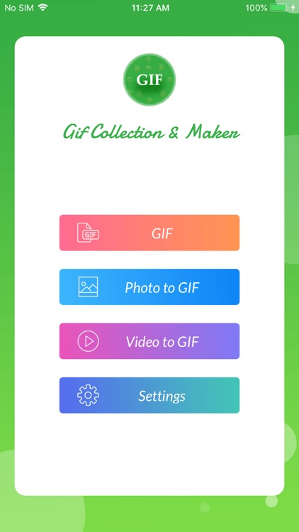 GIF Collection & Maker