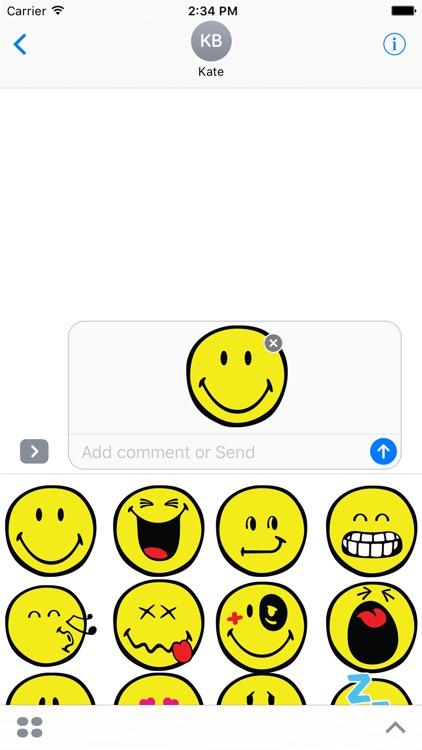Original Smiley Pack