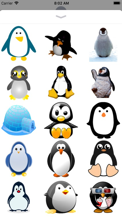 Penguin Stickers - 2018