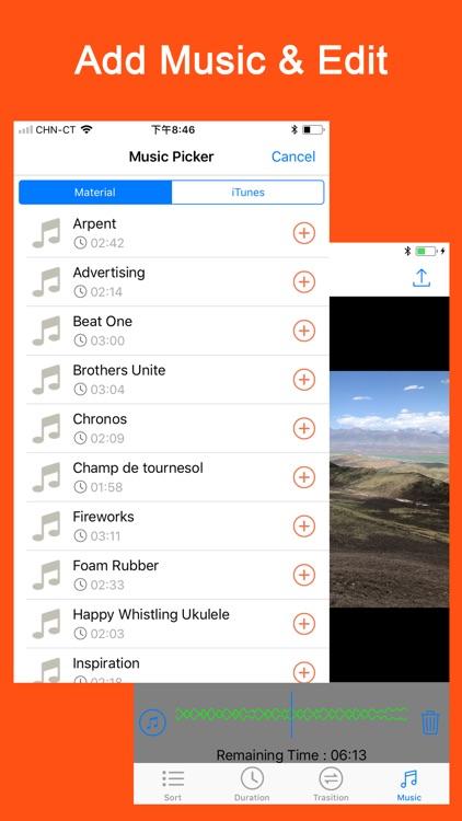 SlideShow Maker' screenshot-3