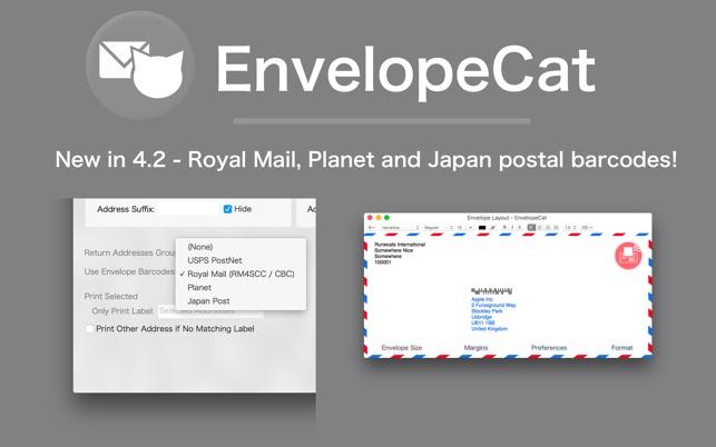 EnvelopeCat - Envelope Printer