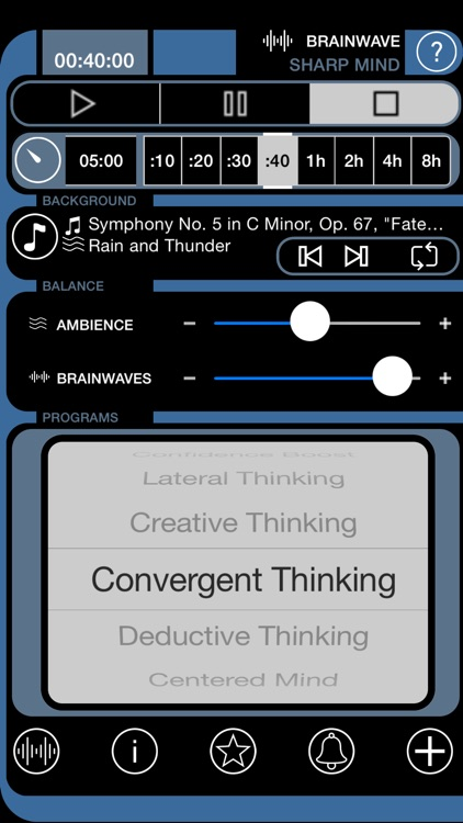 BrainWave Sharp Mind ™ screenshot-3