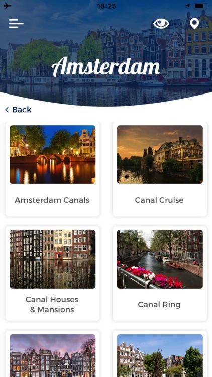 Amsterdam Travel Guide Offline screenshot-0