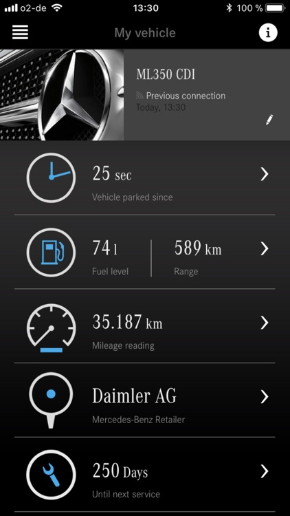 Mercedes me Adapter by Daimler AG