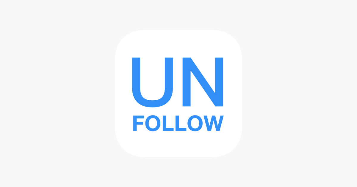 Unfollow Tweeps for Twitter on the App Store