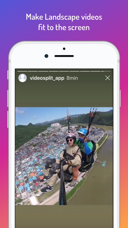 VideoSplit HD for Instagram screenshot-4