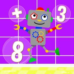 Bubbletime First Grade Math