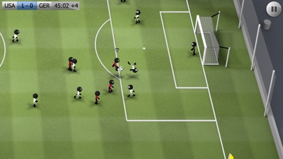Stickman Soccer Скриншоты5