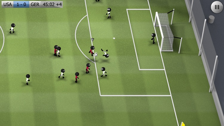 Stickman Soccer screenshot-3
