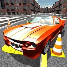 Muscle Car Parking Simulator Game