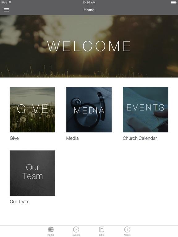 The River of Life Church App screenshot 4