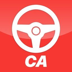 DMV Permit Test 2018 (CA)
