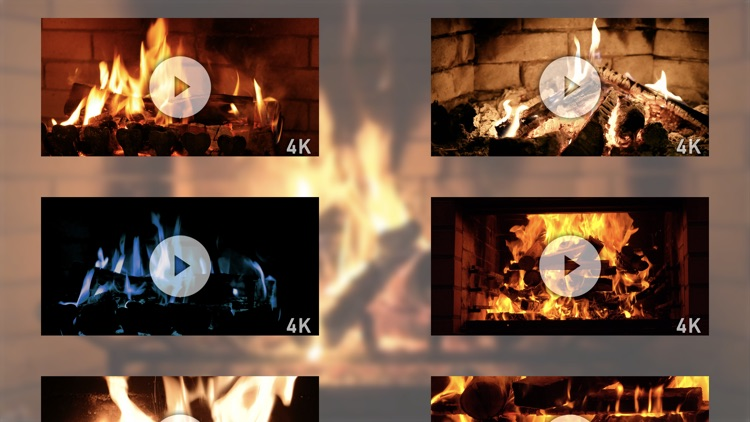 Winter Fireplace screenshot-3
