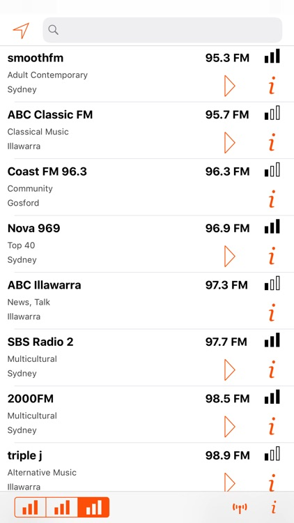 Radio Guide Australia screenshot-0