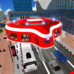 Gyroscopic Elevated Bus Driver