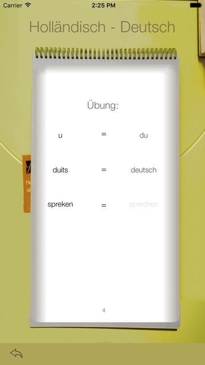 Vocabulary Trainer: German - Dutch screenshot-3