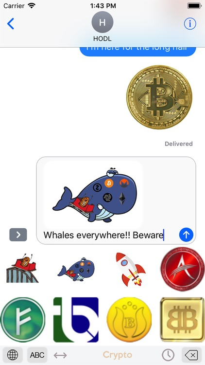 Crypto Emoji screenshot-3