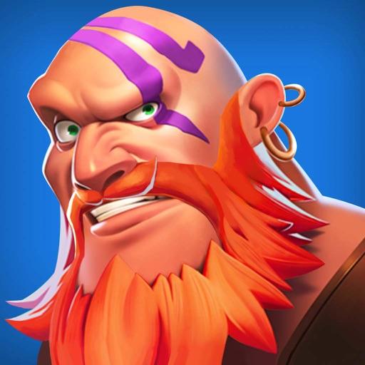塔防 - 部落野蛮人塔防游戏 iOS App
