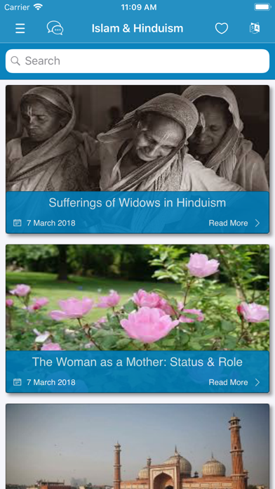 Islam & Hinduism screenshot one