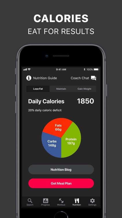 Gym Plan: Fitness Coach screenshot-9