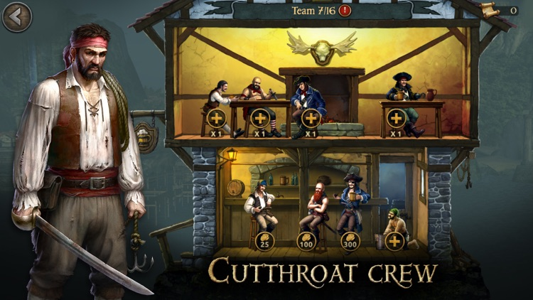 Tempest: Pirate Action RPG screenshot-4