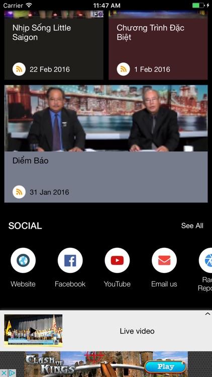 Viet Nam America Television