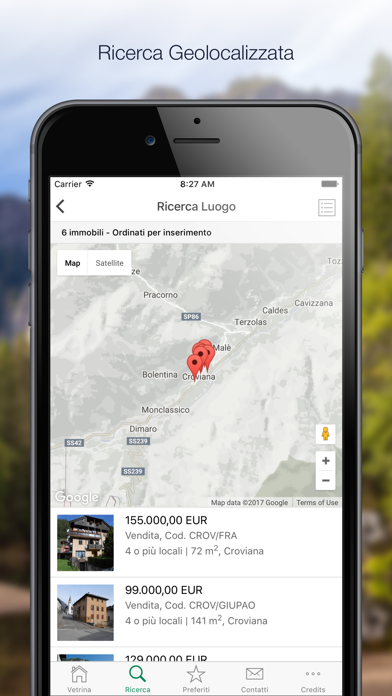 Screenshot of Trevalli Agenzia Immobiliare5