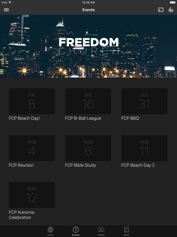 Freedom Church of Philadelphia screenshot 5