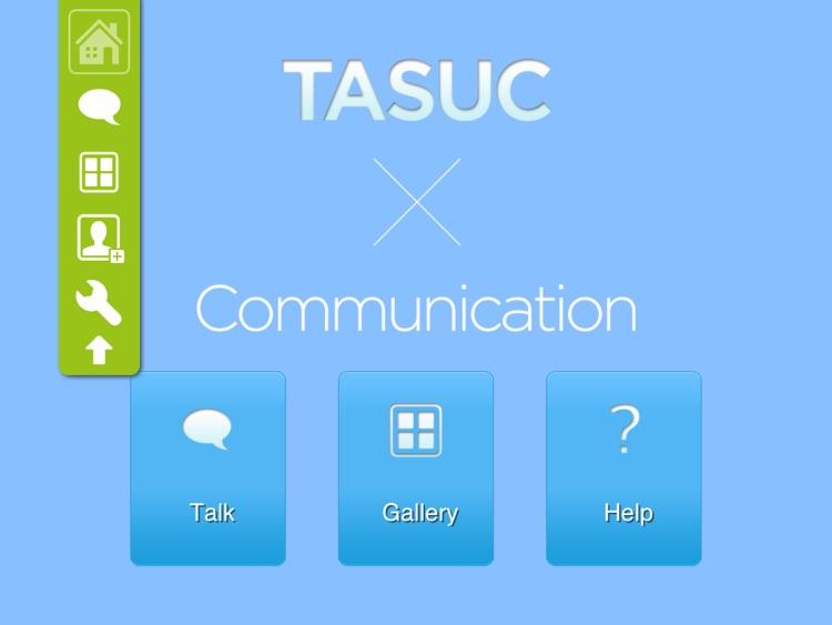 TASUC Communication for iPad