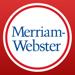 33.Merriam-Webster Dictionary