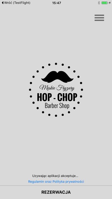 Hop-Chop Rezerwacje screenshot one