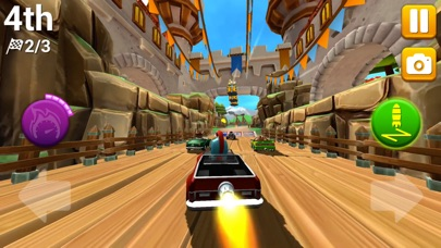 Rev Heads Rally screenshot 1