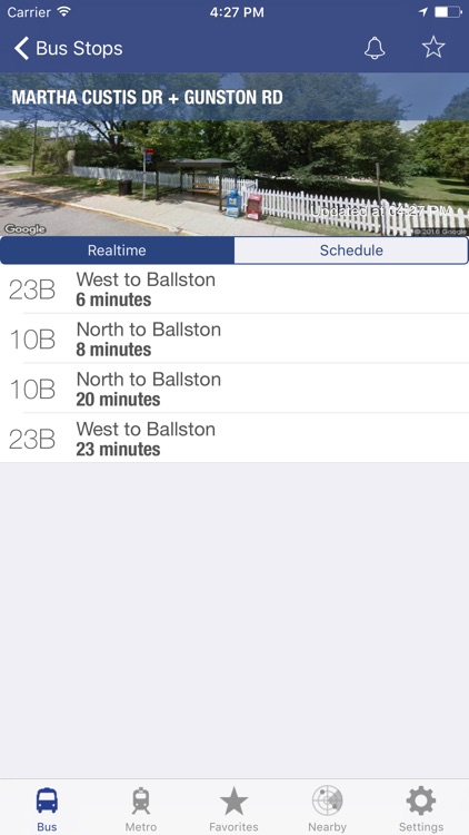 DC Metro and Bus screenshot-1