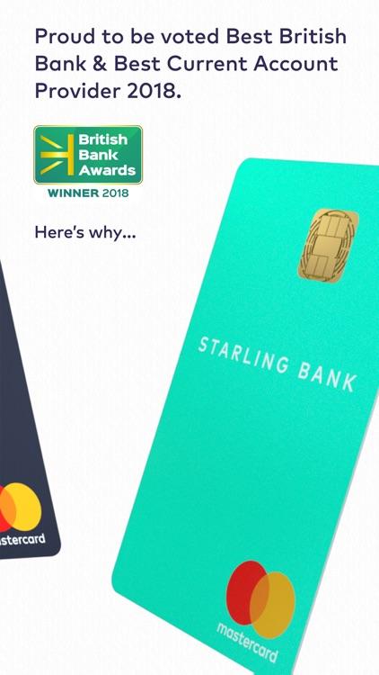 Starling Bank screenshot-0