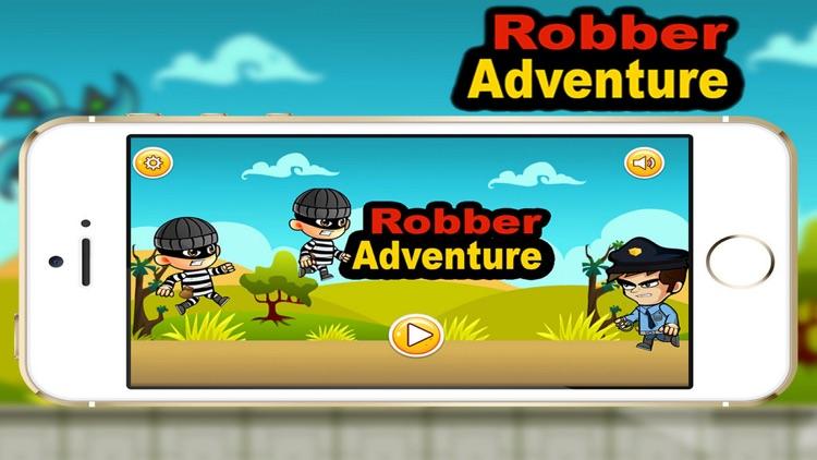 Robber Adventure PRO