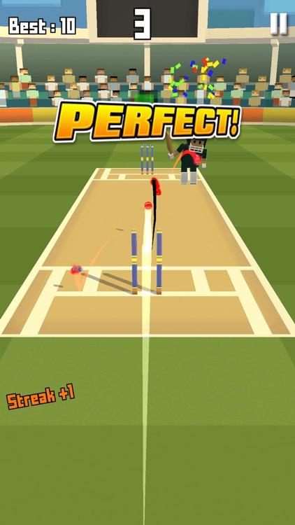 Runout Master - 3D Cricket screenshot-3