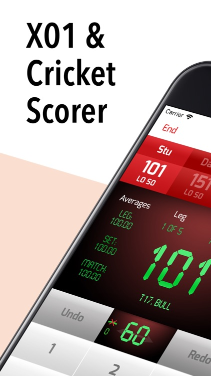 Score Darts Scorer Lite screenshot-0
