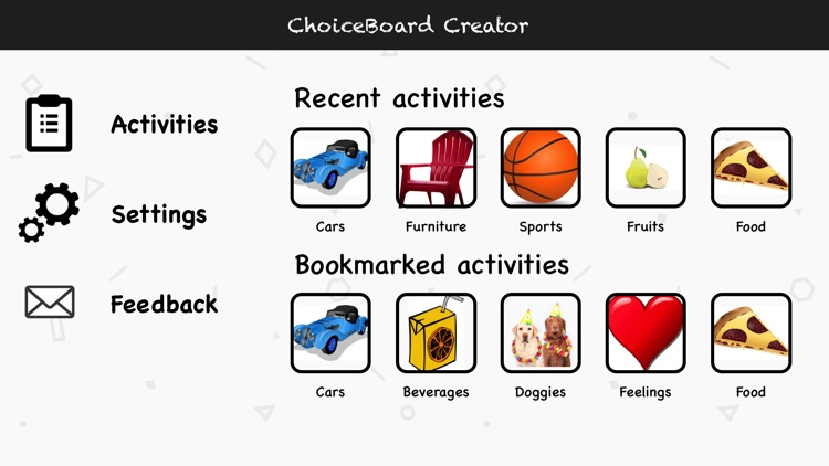 ChoiceBoard-Creator screenshot-1
