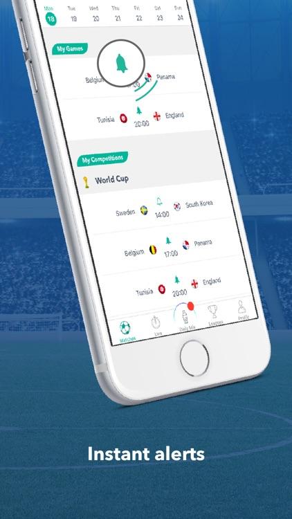 Whatsthescore: Football Scores screenshot-3