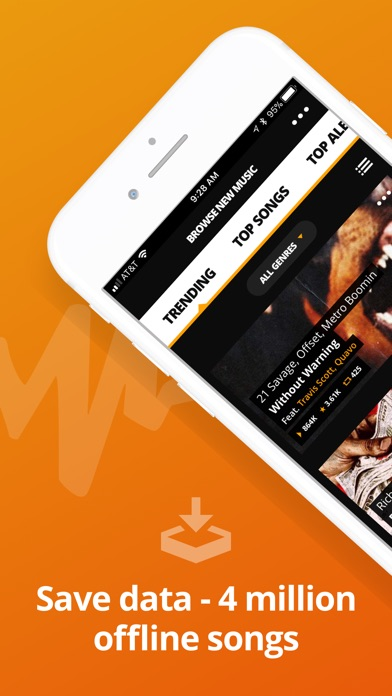 Audiomack Music & Mixtape App Screenshots