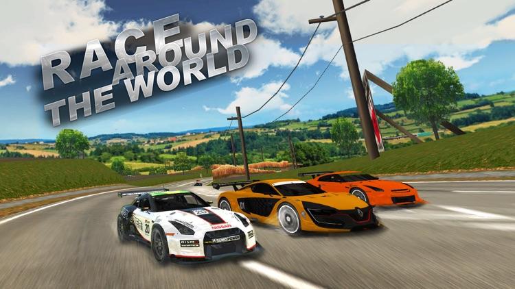 City Speed Racing Racer screenshot-3