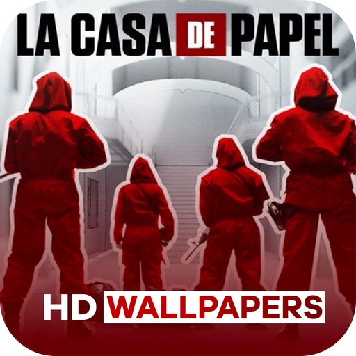 La Casa De Papel Hd Wallpapers By Imad El Bouch