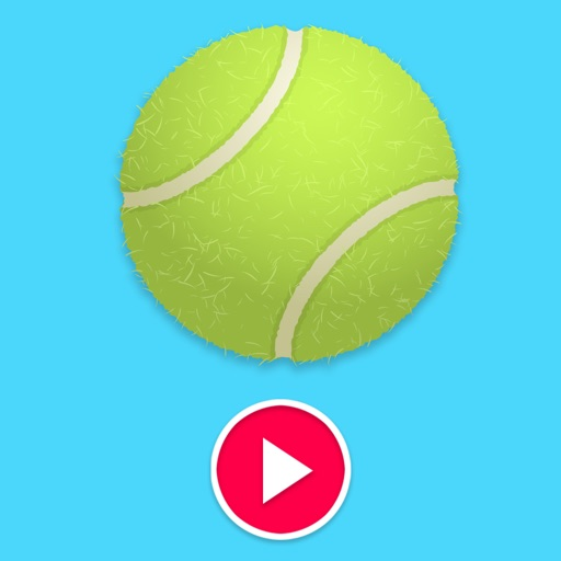 Animated Tennis Stickers icon