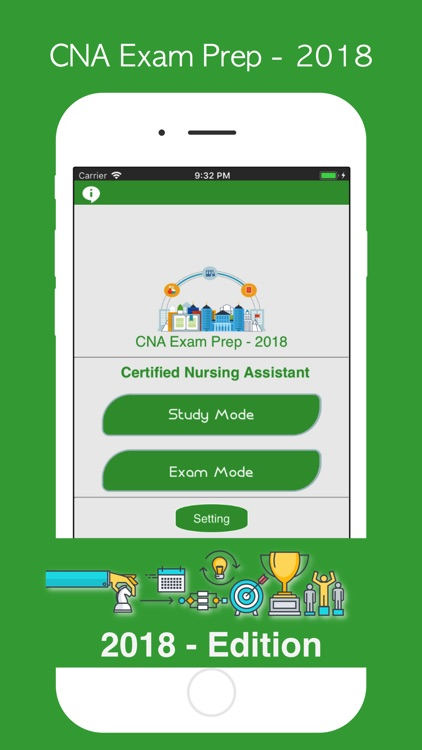 Cna Exam Prep 2018 By Vision Architecture